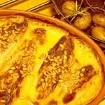 Chicorée & Rosmarinkartoffeln